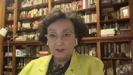 Margareth Dalcolmo: 'Coronavírus tem uma capacidade de mutação pequena'