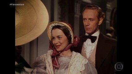 Atriz Olivia de Havilland, de 'E o Vento Levou', morre aos 104 anos