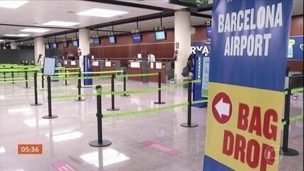 Britânicos geram críticas ao impor novamente quarentena para quem chega da Espanha