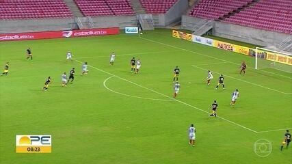 Afogados elimina Retrô e chega à semifinal do Campeonato Pernambucano