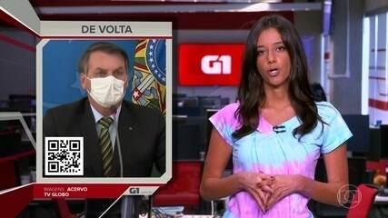 G1 em 1 Minuto: PF faz buscas na casa do governador do Piauí e em gabinete de deputada