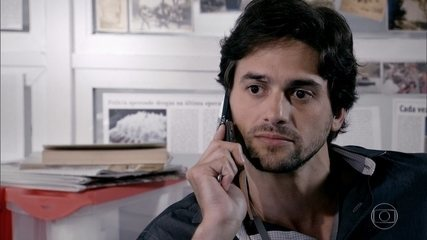 Beto Júnior questiona Tereza Cristina sobre Carlota Valdéz