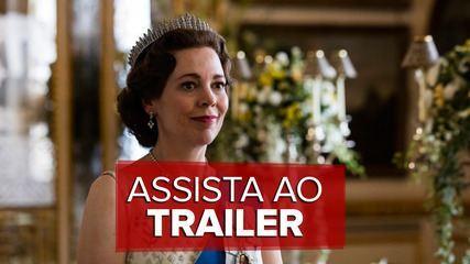 Assista ao trailer de 'The Crown'