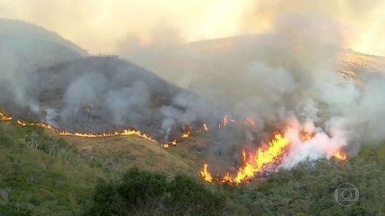 Justiça nega habeas corpus a homem que ateou fogo em carro e provocou incêndio florestal