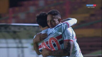 Melhores momentos de Novorizontino 0 x 2 Botafogo-SP, pelo Troféu do Interior