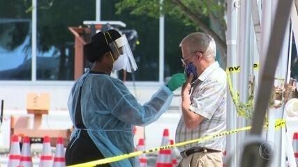 Estados Unidos registram uma morte por minuto por Covid-19 no pior dia da pandemia no país