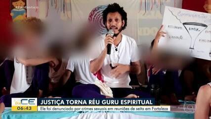 Justiça torna réu Guru denunciado por crimes sexuais