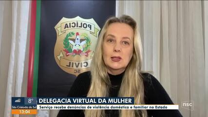Polícia Civil cria Delegacia Virtual da Mulher