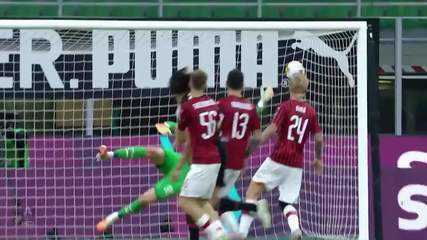 Adrien Rabiot faz jogada individual e marca golaço para o Juventus contra o Milan