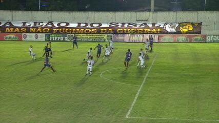 Melhores momentos de Jacuipense 0 x 2 Bahia pelo Campeonato Baiano
