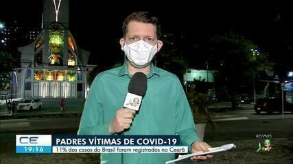 Ceará tem 11% dos padres vítimas de covid-19 no país