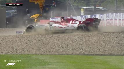 Kimi Raikkonen monta treinos livres no GP da Grã-Bretanha