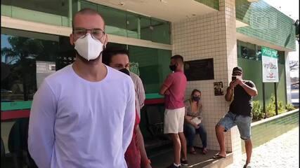 Estudante de veterinária Pedro Henrique Krambeck prestou depoimento nesta sexta-feira (31)