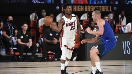 Melhores momentos de Denver Nuggets 105 x 125 Miami Heat pela NBA