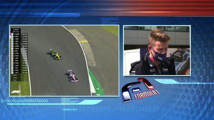 Hulkenberg fala sobre a decepção de não conseguir largar no GP da Inglaterra
