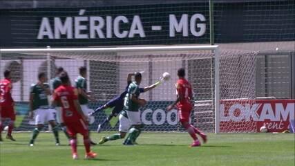 Melhores momentos de Caldense 0 x 1 Tombense pela semifinal do Campeonato Mineiro