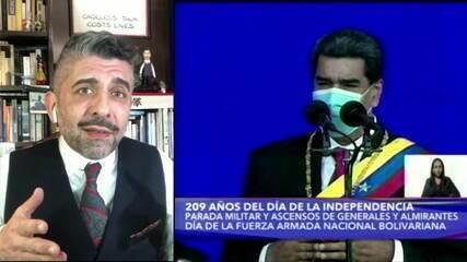 Na Venezuela, oposição diz que não vai participar de eleição legislativa