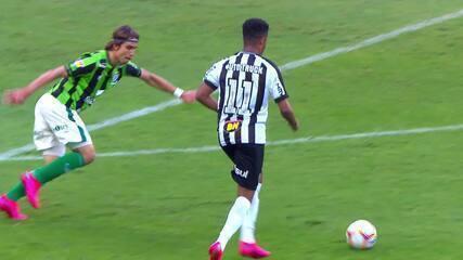 Melhores momentos de Atlético-MG x América-MG, pela semifinal do Campeonato Mineiro