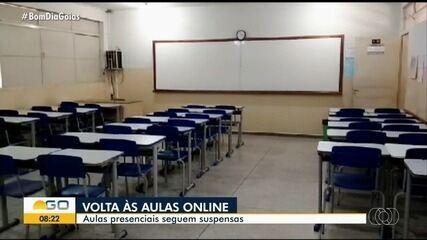 Veja como vai funcionar a volta às aulas no segundo semestre em Goiás