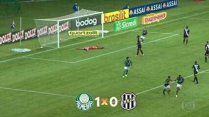 Palmeiras e Corinthians fazem a final do Campeonato Paulista