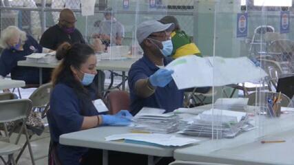Voto pelo correio provoca polêmica em meio à pandemia nos EUA