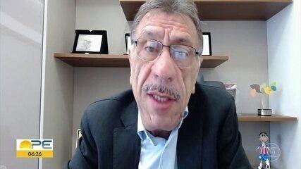 Presidente da Associação Municipalista de Pernambuco fala sobre retomada das aulas