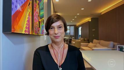 Maria Paula se reinventa como embaixadora da paz