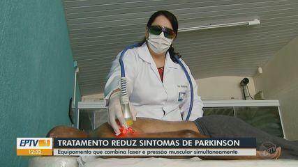 Pesquisadores de São Carlos desenvolvem equipamento que reduz os sintomas de parkinson