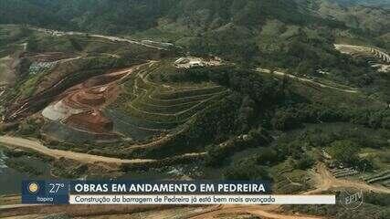 Governo do Estado assina ordem de serviço para obra em reservatório de água de Amparo