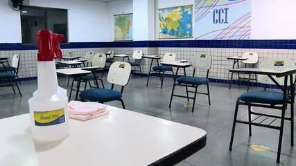 Justiça autoriza volta às aulas presenciais em escolas particulares do DF