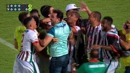 Melhores momentos de Santa Cruz (3) 0 x 0 (4) Salgueiro, jogo final do Pernambucano