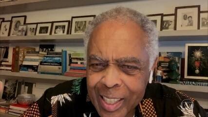 Gil revela influência de Jorge Ben em questões raciais
