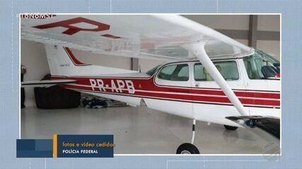 PF apreende 23 aviões usados para traficar drogas na fronteira