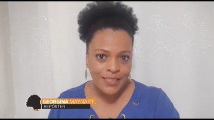 Georgina Maynart fala sobre o racismo