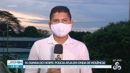 Em Nova Olinda do Norte, polícia intensifica ações de segurança