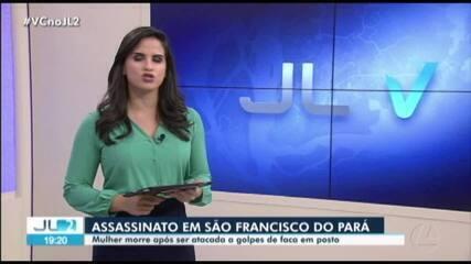 Mulher é morta em São Francisco do Pará