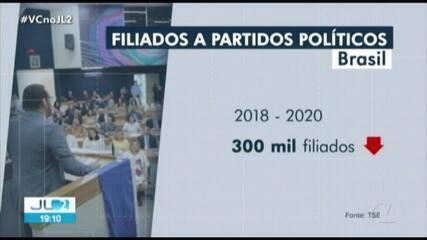 Número de filiados a partidos políticos cresce em dois anos no Pará