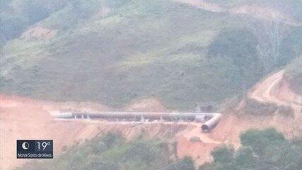 Ministério Público de MG pede paralisação de obras de centrais hidrelétricas em Alagoa