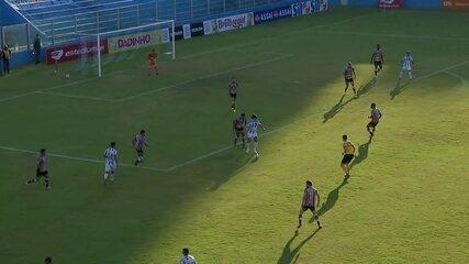 Melhores Momentos de Paysandu 0 a 0 Santa Cruz