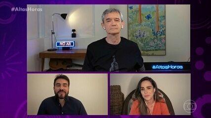 Wanessa Camargo e Padre Fábio de Melo falam sobre religiosidade