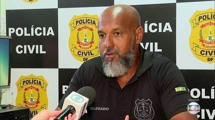 Homem preso por ataques racistas contra delegado do DF ficará com tornozeleira eletrônica