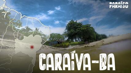 Paraíso em crise: Caraíva - Bahia