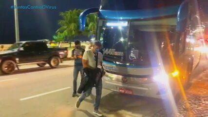 Grêmio desembarca em Fortaleza para enfrentar o Ceará, pela segunda rodada do Brasileirão
