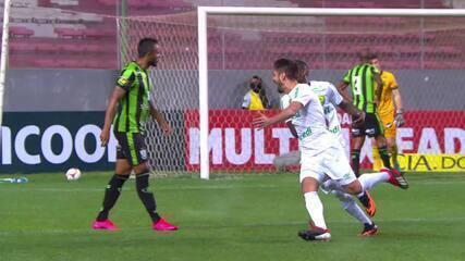 Melhores momentos de América-MG 0 x 1 Cuiabá, pela Série B do Campeonato Brasileiro