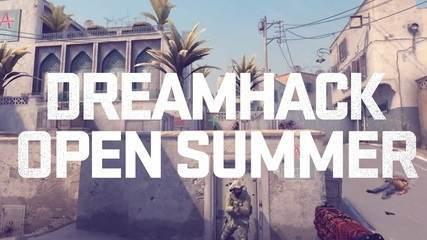 SporTV 3 transmite final da DreamHack Open Summer neste domingo a partir das 14h
