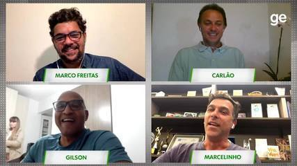 Carlão, Marcelinho e Gilson falam sobre a Superliga Masculina de 1994-95