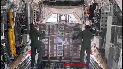 Comitiva brasileira de ajuda ao Líbano chega a Beirute na quinta-feira (13)