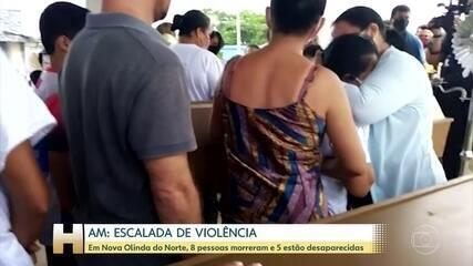 Nova Olinda do Norte, no Amazonas, vive escalada de violência