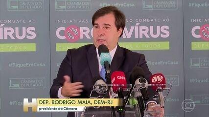 Bolsonaro reúne políticos e ministros para dizer que governo respeitará o teto de gastos
