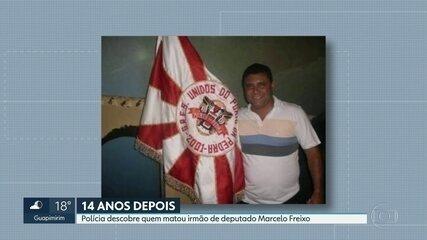 Dois PMs e um ex-policial são indiciados pelo assassinato do irmão de Marcelo Freixo